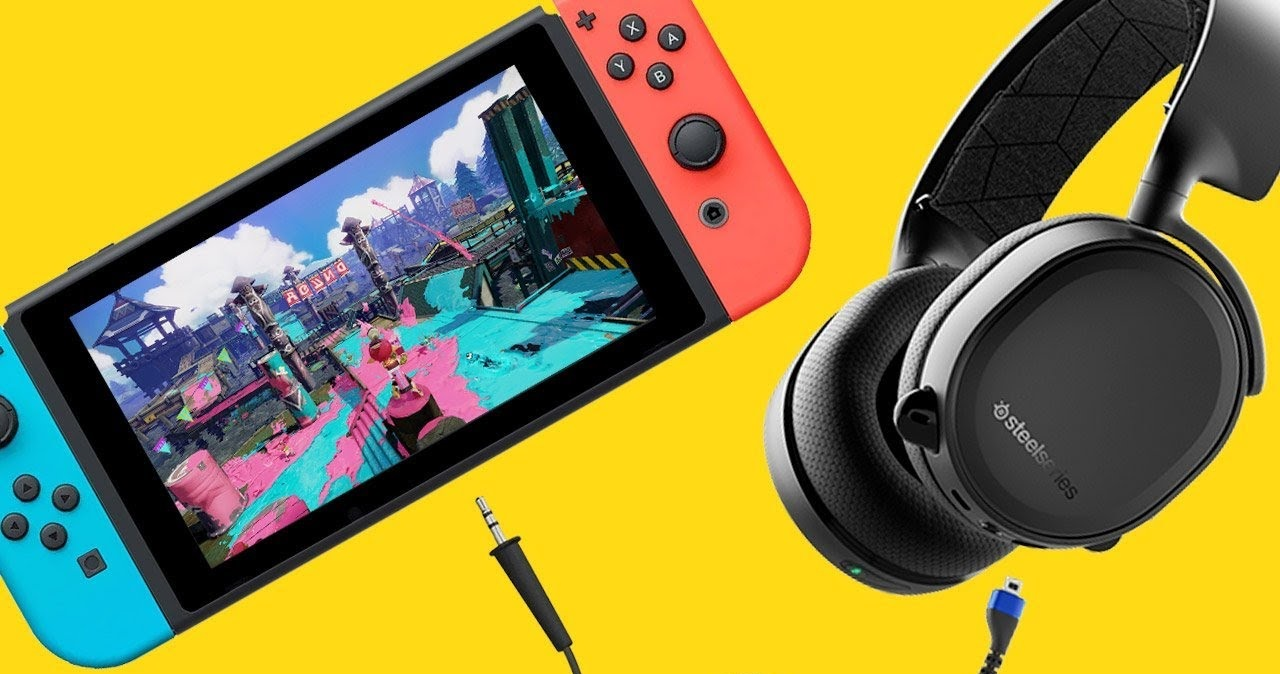 Best Gaming Headset For Nintendo Switch
